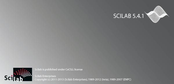 scilab 5.4.1