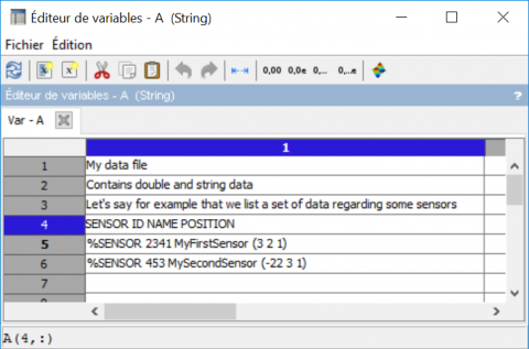 Import/Process/Write data with SCILAB   www scilab org